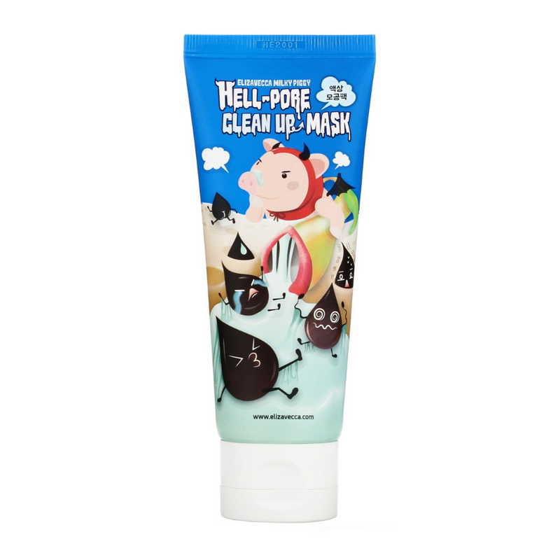 Hell Pore Clean Up Mask 100ml