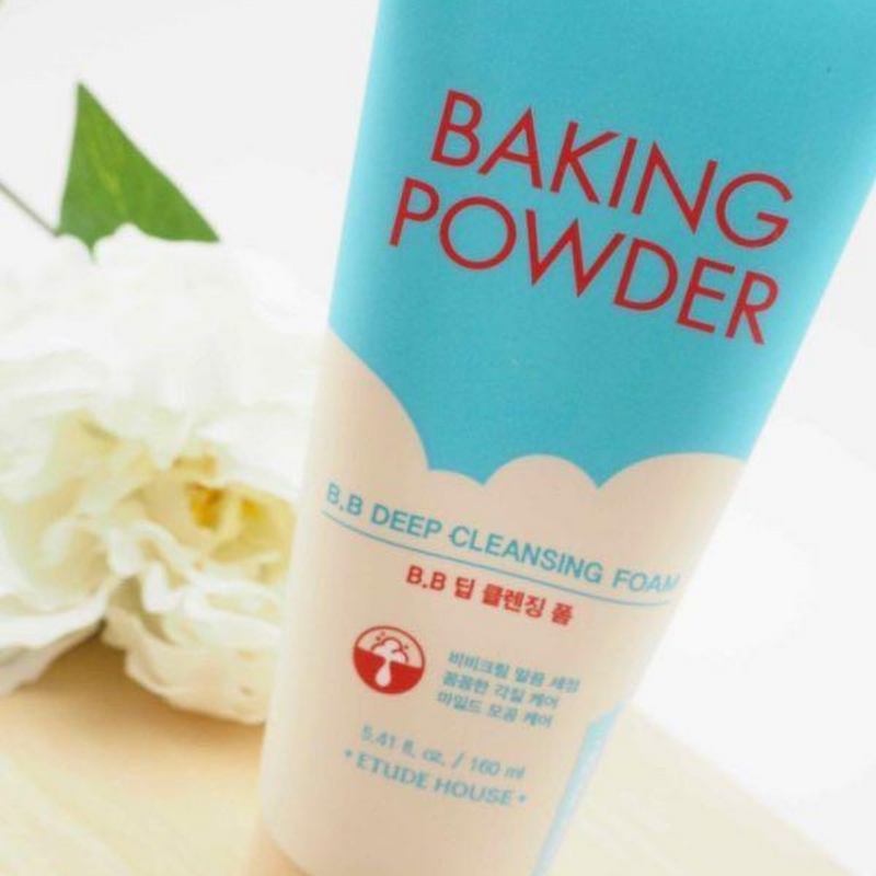 Baking Powder BB Deep Cleansing Foam 160ml