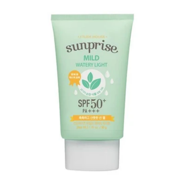 Sunprise Mild Watery Light SPF50+ PA+++ 50g