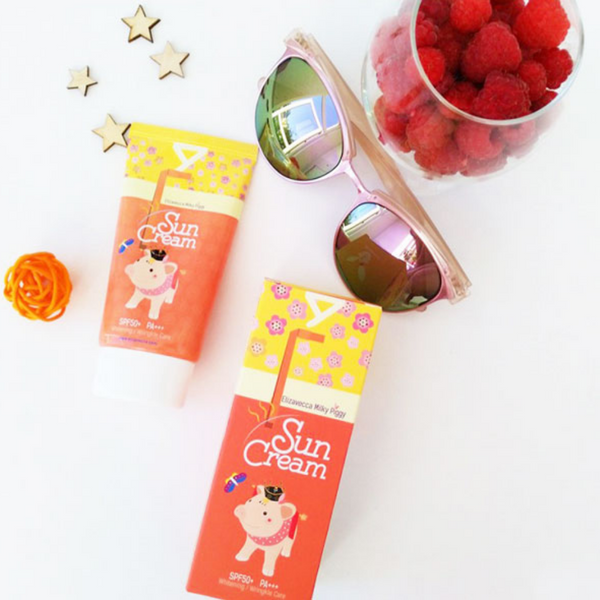 Milky Piggy Sun Cream SPF50+ PA+++ 50ml