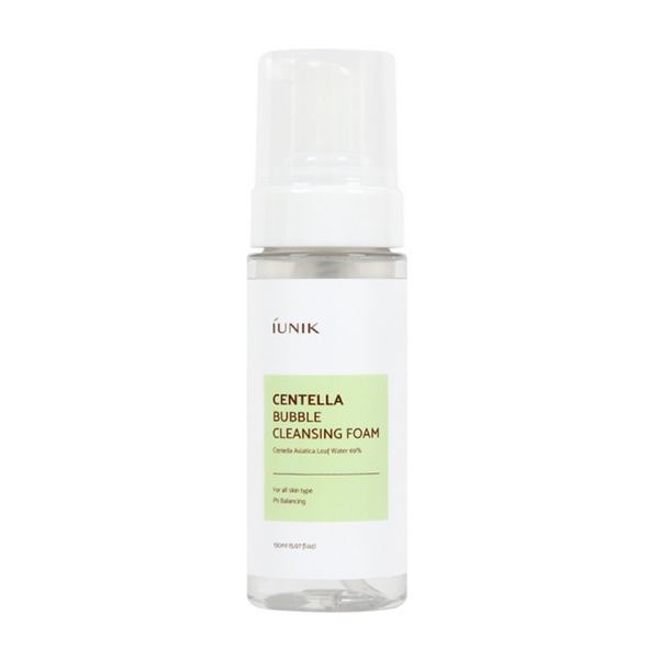 Centella Bubble Cleansing Foam 150ml
