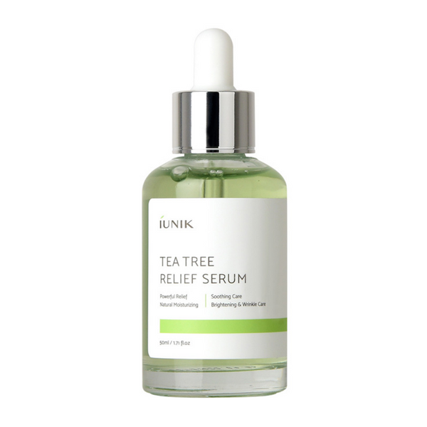 Tea Tree Relief Serum 50ml