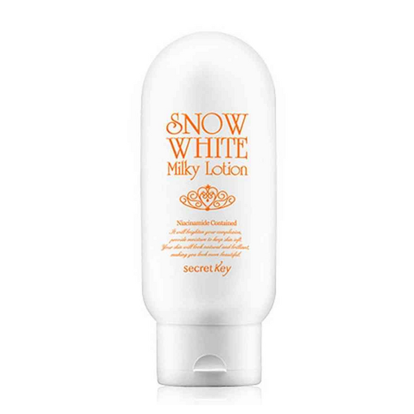 Snow White Milky Lotion 120g