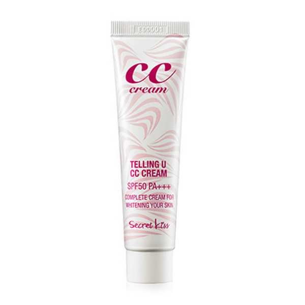 Telling U CC Cream SOF50+ PA+++ 30ml