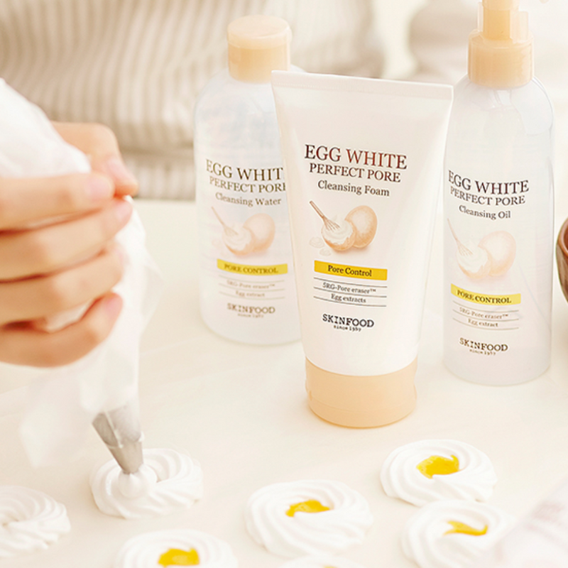 Egg White Perfect Pore Cleansing Foam 150ml