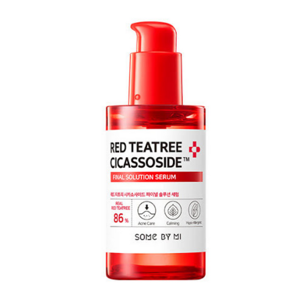Red Tea Tree Cicassoside Derma Solution Serum 50ml