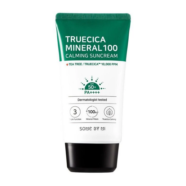 Truecica Mineral 100 Calming Suncream 50ml