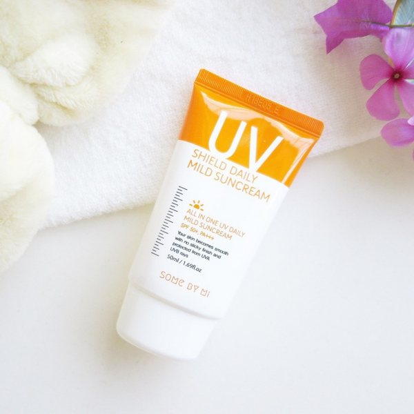 UV Shield Daily Mild Suncream SPF50+ PA+++ 50ml