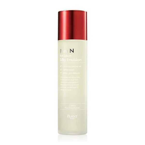 Pore N Anti Sebum Silky Emulsion 125ml