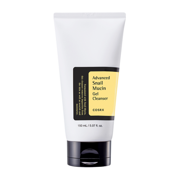Advanced Snail Mucin Gel Cleanser 150ml