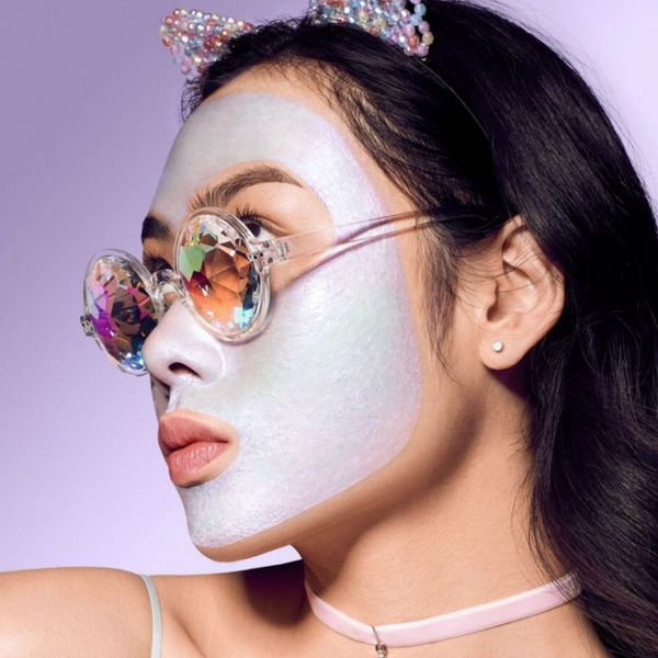 Sugar Kitten Hydrating Holographic Peel-Off Mask 85ml