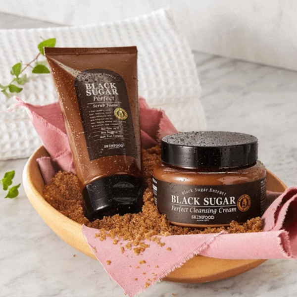 Black Sugar Perfect Cleansing Cream 230ml