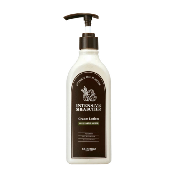 Intensive Shea Butter Cream Lotion 335ml