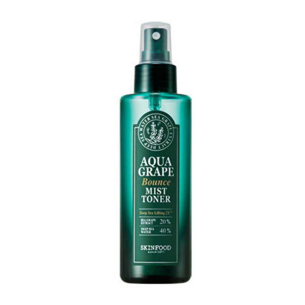 Aqua Grape Bounce Mist Toner 155ml