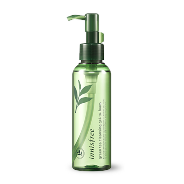 Green Tea Cleansing Gel-To-Foam 150ml