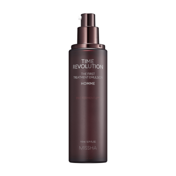 Time Revolution Homme The First Treatment Emulsion 110ml