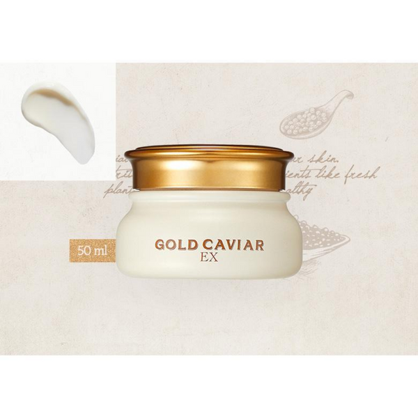 Gold Caviar EX Cream 50ml
