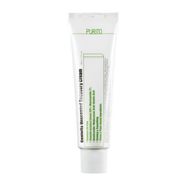 Centella Unscented Recovery Cream 60ml
