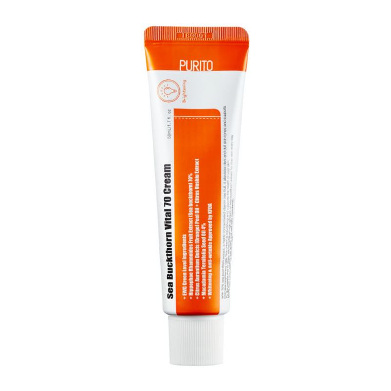 Sea Buckthorn Vital 70 Cream 50ml