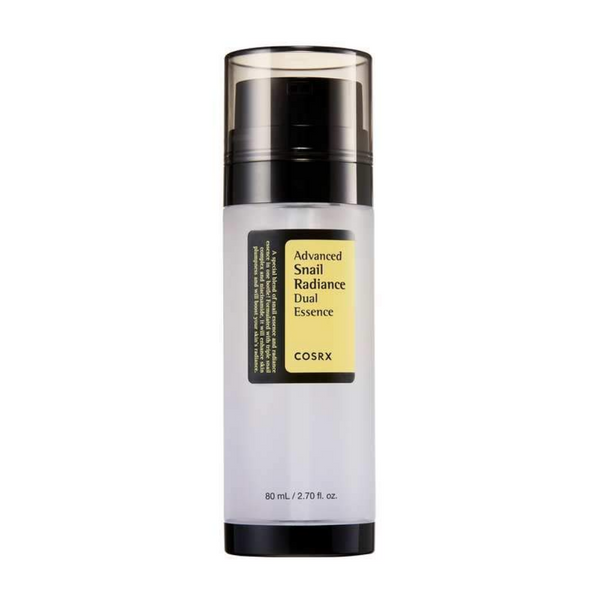 Advanced Snail Radiance Dual Essence 80ml