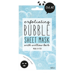 Exfoliating Bubble Sheet Mask