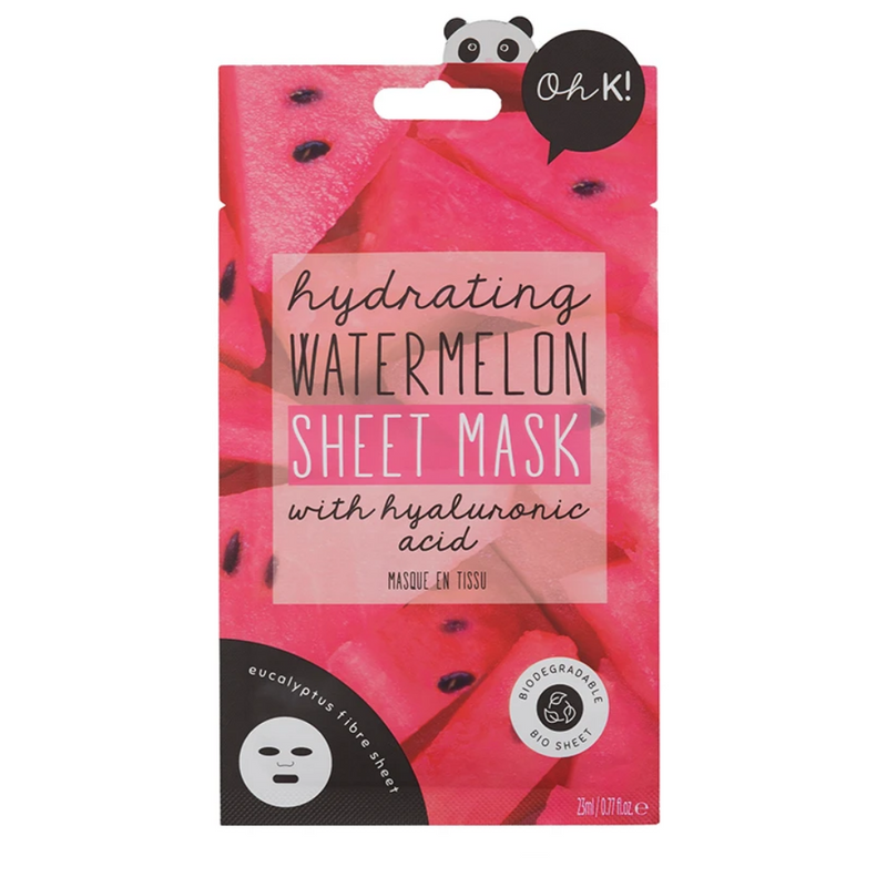 Hydrating Watermelon Sheet Mask