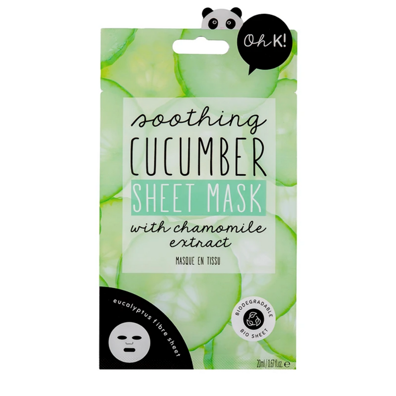 Soothing Cucumber Sheet Mask