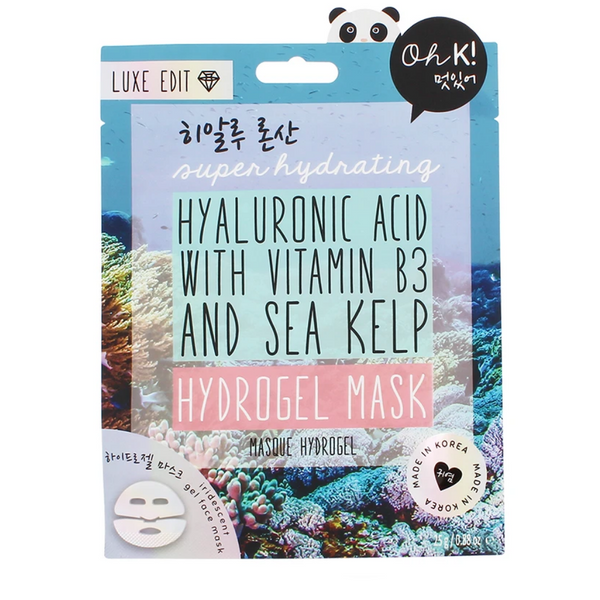 Marine Hyaluronic Acid Mask