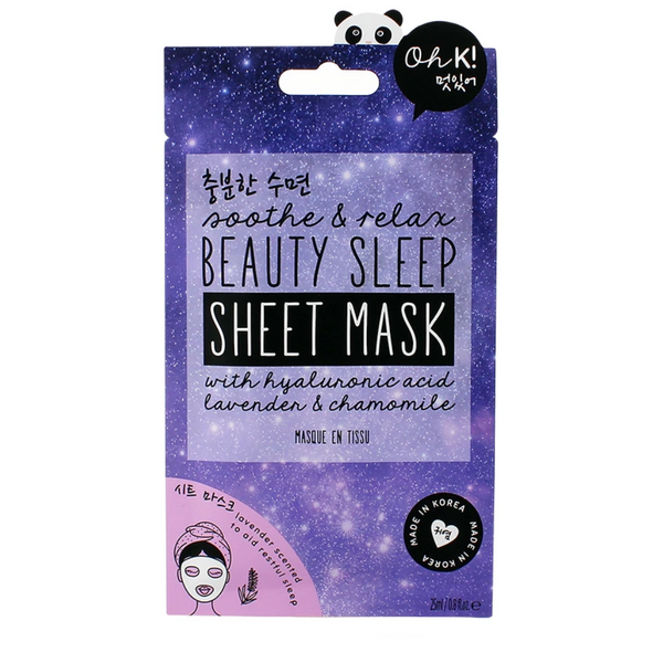 Beauty Sleep Sheet Mask