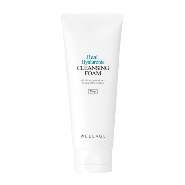 Real Hyaluronic Deep Cleansing Foam 150ml