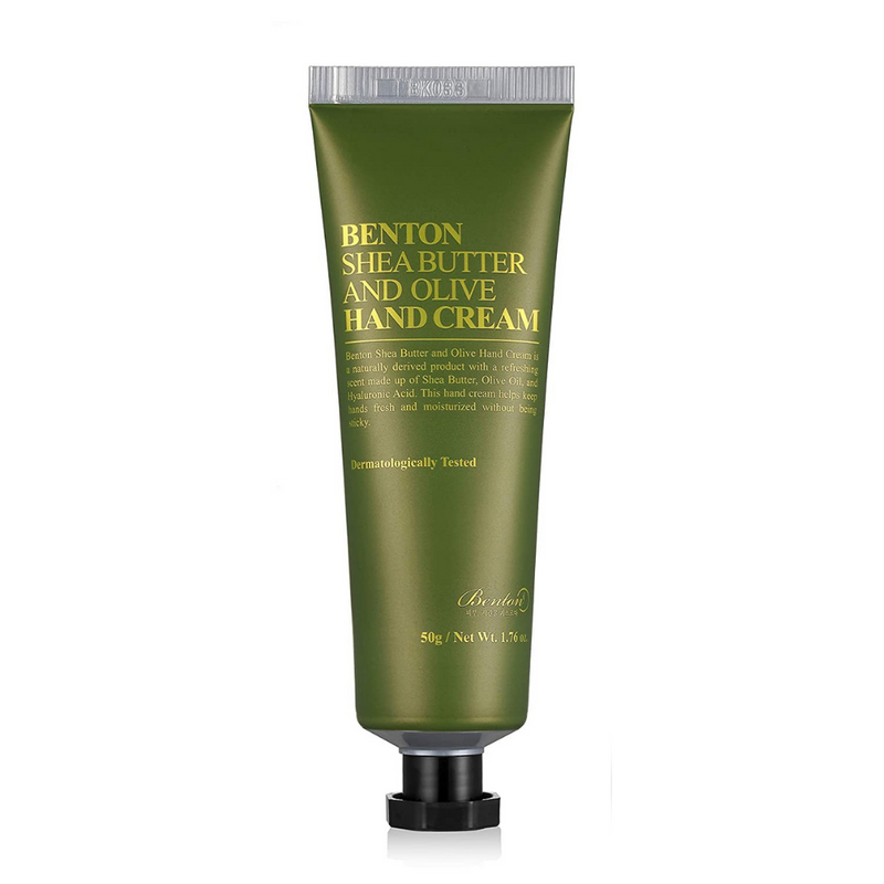 Shea Butter & Olive Hand Cream 50g