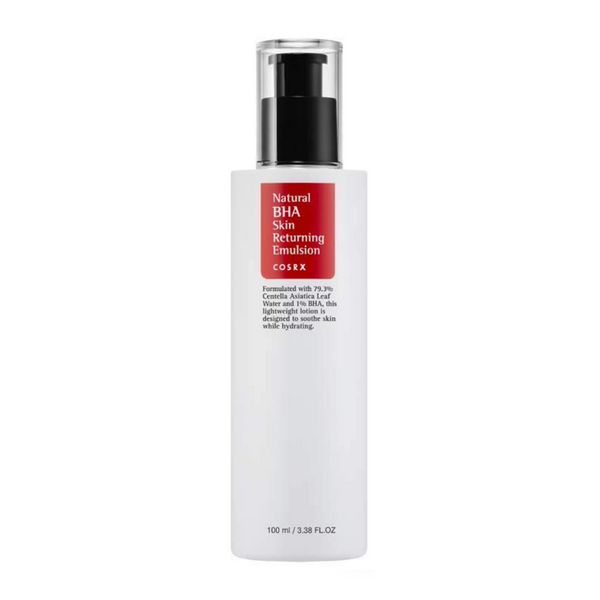 Natural BHA Skin Returning Emulsion 100ml