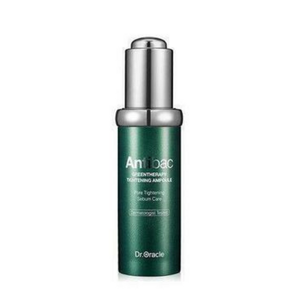 Antibac Green Therapy Tightening Ampoule 30ml