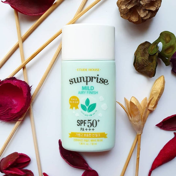 Sunprise Airy Finish SPF50+ PA+++ 55ml