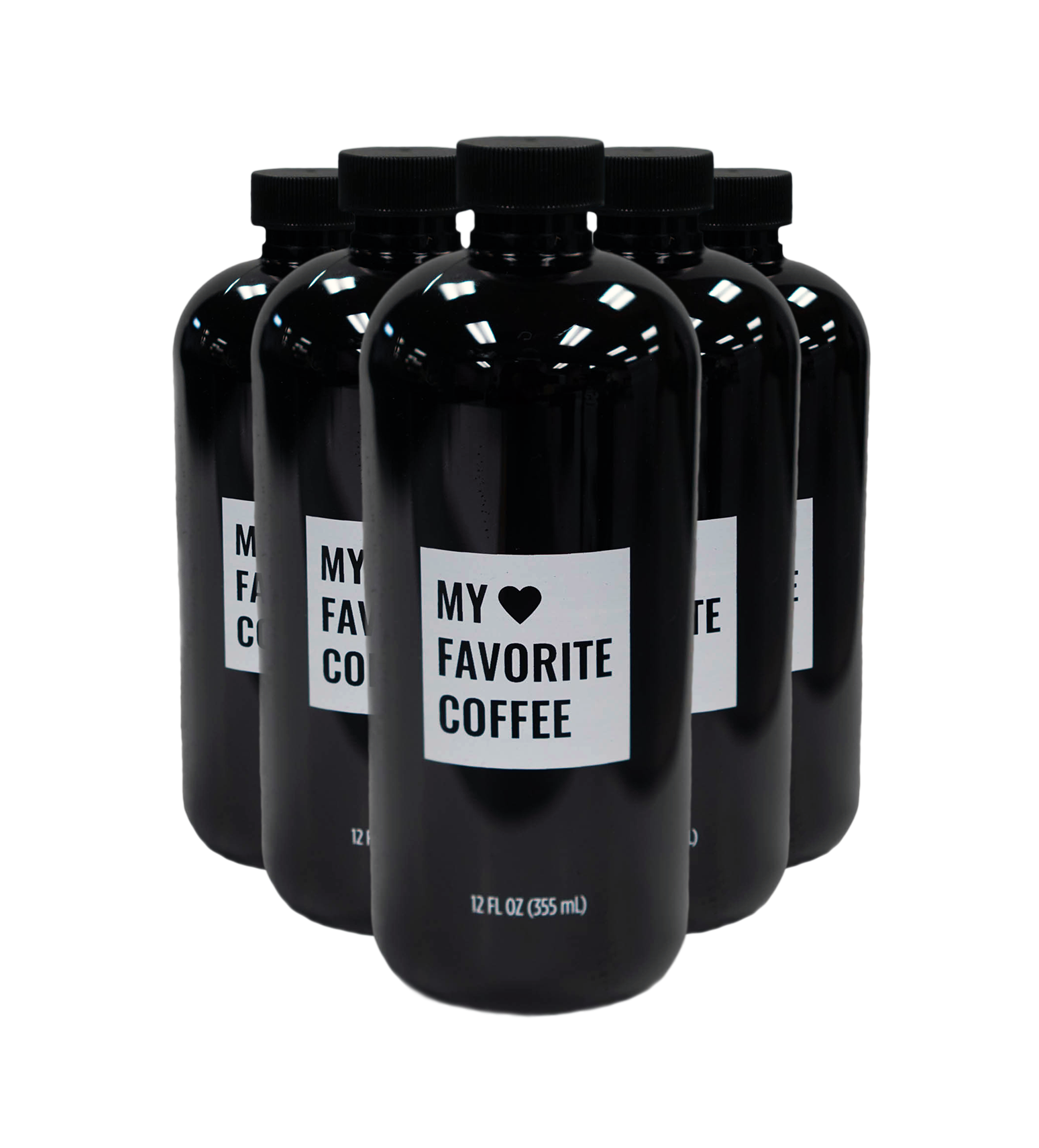 My Favorite Coffee 6-pack cold brew