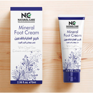 DEAD SEA Mineral Foot Cream 70ML