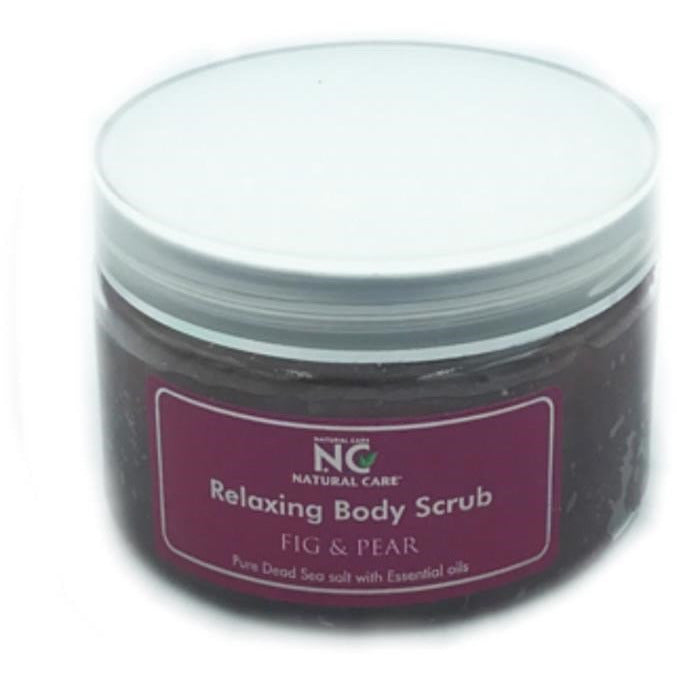 DEAD SEA Relaxing Body scrub with Fig Pear oil