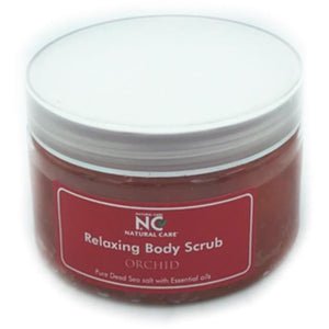 DEAD SEA Relaxing B.scrub with Orchid oil
