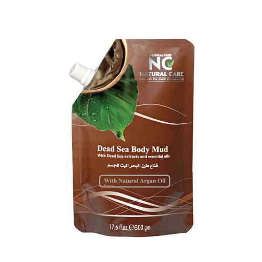 DEAD SEA Mud Body Mud with Argan oil
