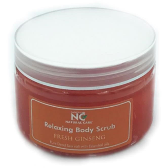DEAD SEA Relaxing Body scrub with Fresh Ginseng oil