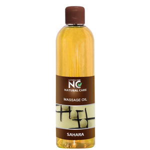 MASSAGE OIL Sahara 200ml