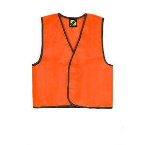 Budget Kids Hi Vis Safety Vest