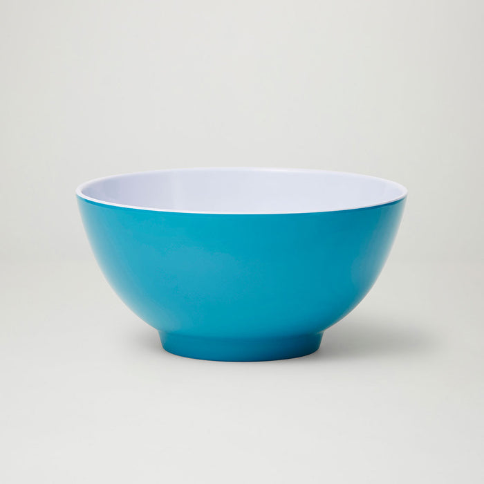 Barel Cyan Melamine Noodle Bowl 150mm