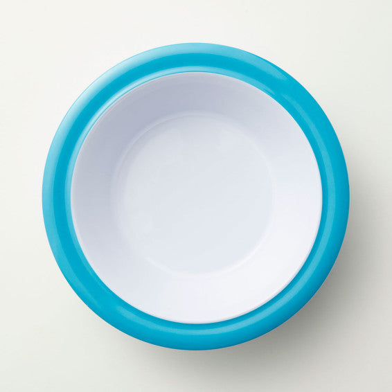 Barel Cyan Melamine Fruit Bowl 160mm