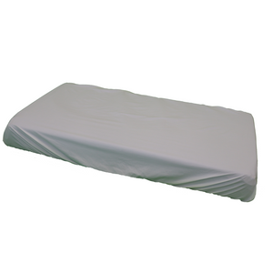 Fitted Cot Sheet - 65% Polyester / 35% Cotton