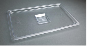 Clear Polycarbonate 1/1 GN Food Pan 200mm