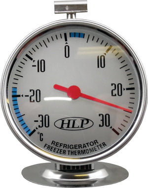 HLP-Pro Fridge/Freezer Display Dial Thermometer