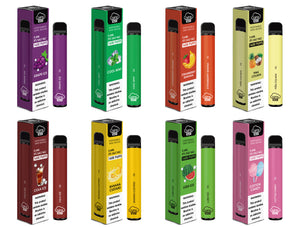 Airis Max 1600puffs Disposable 950mAh