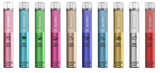 Glamee Mate 3000Puffs Disposable 1800mAh