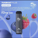 TUGBOAT PLUS DISPOSABLE POD DEVICE
